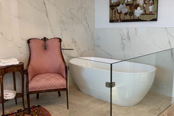 Jeannine master bath